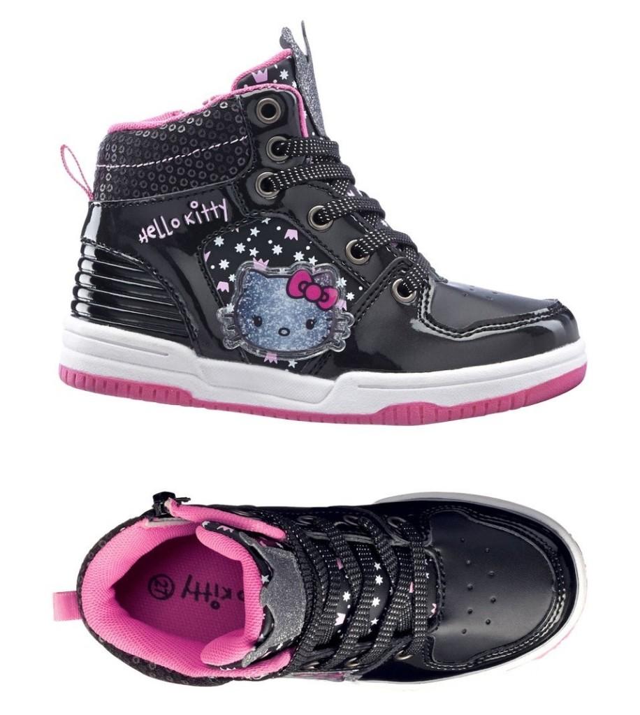 Botki sportowe Hello Kitty - BonPrix