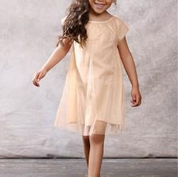 Sukienka tiulowa brokatowa  -BON PRIX