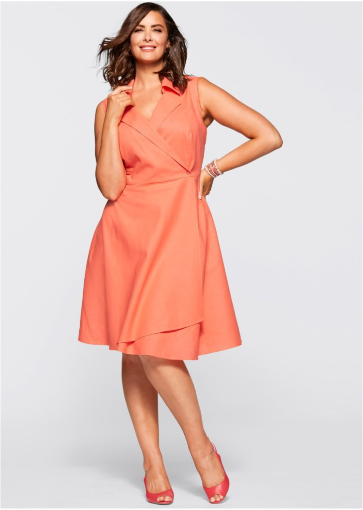 fd3b94b6b4 Modne sukienki w dużych rozmiarach i sklepy internetowe w których ...