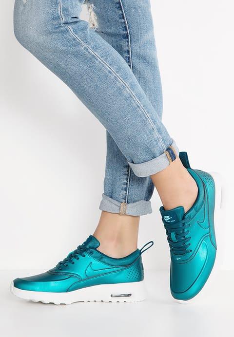 Nike SportswearAIR MAX THEA SE, metallic dark sea - ZALANDO.PL