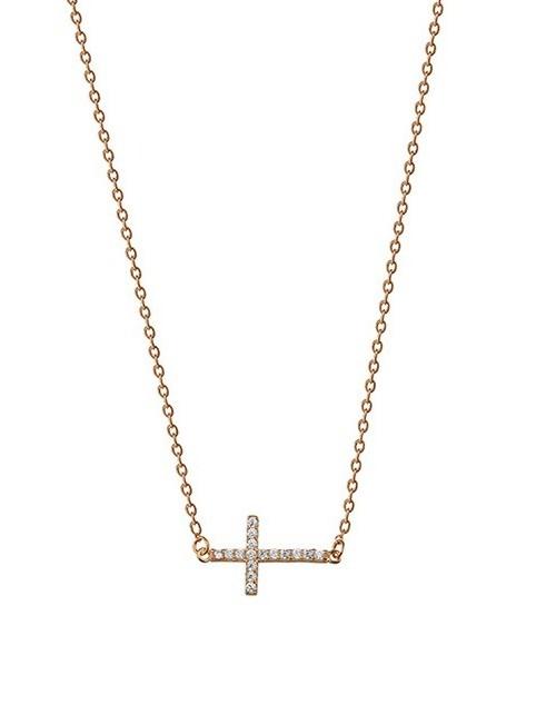 Shiny Cross Wishbone - Showroom