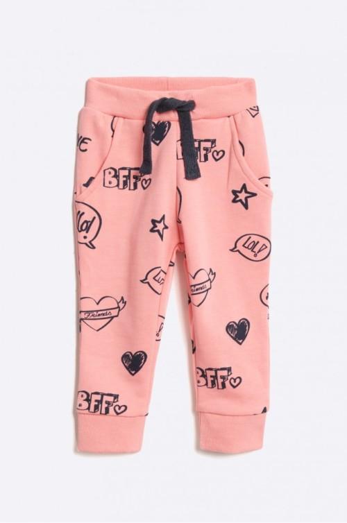 Nam it - różowe - Answear.com